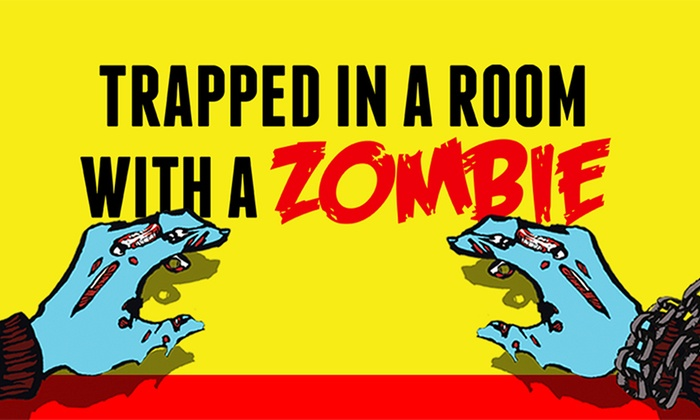 Big Thrill Factory - Minnetonka - Hopkins: Trapped in a Room With a Zombie at Big Thrill Factory