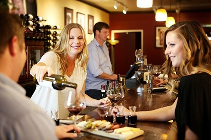 Self-Guided Solvang Windmill Wine Walk