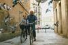 Barrio gótico y tour en bicicleta por Barcelona