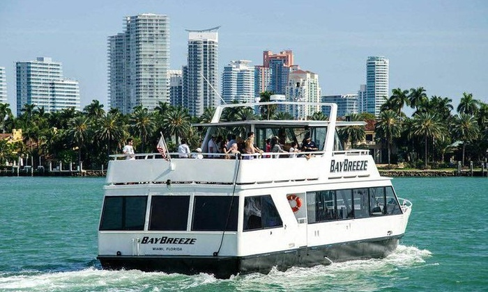 Miami Beach Sightseeing Cruise