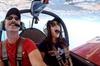 Aerobatics in the Robin 2160