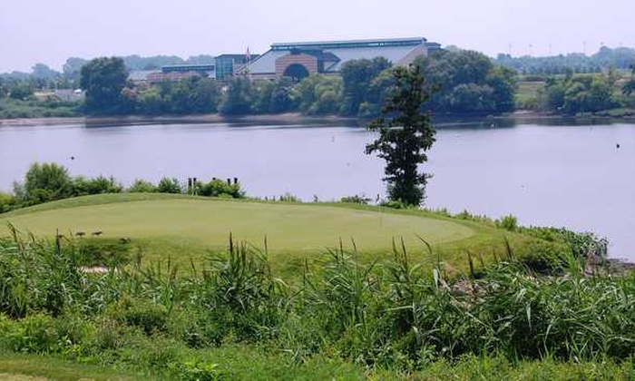 Online Booking - Round of Golf at RiverWinds Golf Course