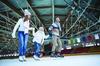 AZ Ice Peoria - Peoria Estates Condominiums: $20 For Skating For 4 People Including Skate Rental (Reg. $40)