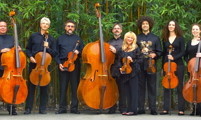 Irvine Barclay Theatre - University of California, Irvine: Hutchins Consort: Springtime is for Schmendrix at Irvine Barclay Theatre