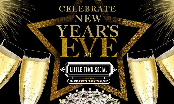 Little Town Social  - Hoboken: New Years Eve at Little Town Social at Little Town Social