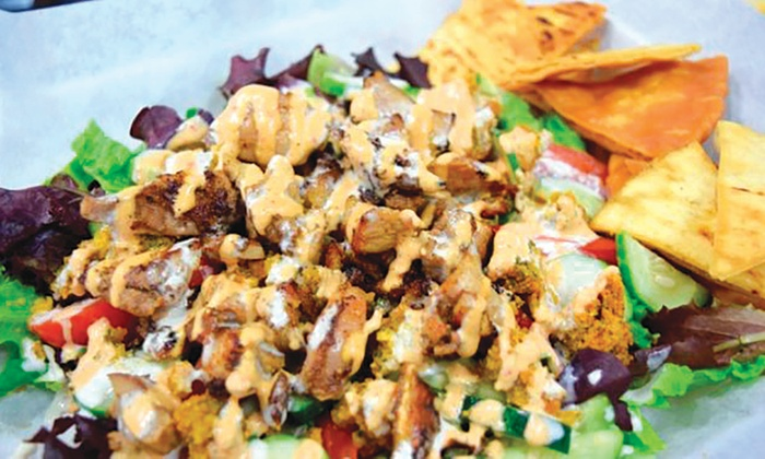 THE GRILL - Canyon Country: $15 For $30 Worth Of Mediterranean Cuisine