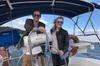 Romantic Sailing on Sydney Harbour