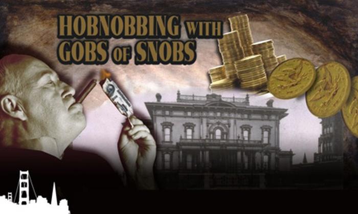 San Francisco via FOOT! - Nob Hill: Hobnobbing With Gobs of Snobs: Walking Tour of Nob Hill