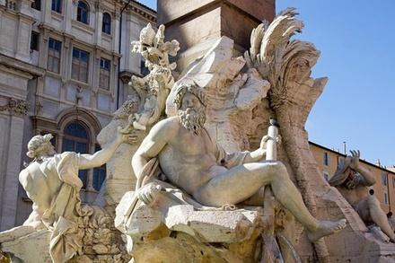Tour privato: Tour a piedi nella storia dell'arte della Roma classica