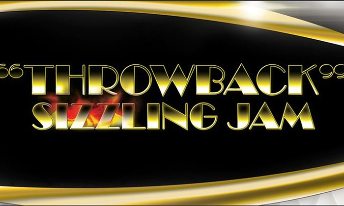 Orleans Arena - ORLEANS ARENA: Throwback Sizzling Jam