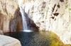Trekking e nuoto alle cascate