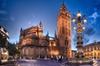 Recorrido a pie panorámico de Sevilla