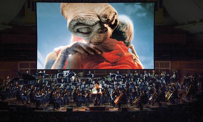 Davies Symphony Hall - Davies Symphony Hall : San Francisco Symphony: E.T. The Extra-Terrestrial at Davies Symphony Hall