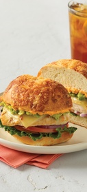 $10 For $20 Worth Of Bagels, Bagel Sandwiches, Coffee & Espresso