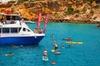 Paseo Chill out por las Calas de Ibiza con paradas, Paddle board, s...