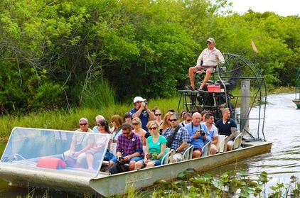 Half-Day Bus Trip to Everglades with Airboat Ride and Wildlife Show 79d9f338-72fd-4719-9a75-1955a546fc9f
