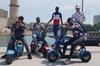 Tour de la ville en scooter électrique – Explorez le quartier du Pa...
