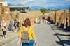Tour a piedi classico di 2 ore di Pompei con un archeologo