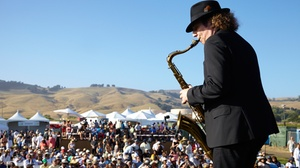 Jamieson Ranch Vineyards: Napa Valley Jazz Getaway