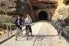 Excursión en bicicleta por al antiguo ferrocarril de Salou