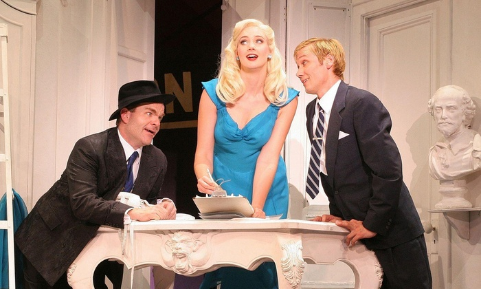 The Grand - Downtown Galveston: The Producers at The Grand