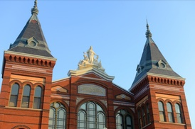 Smithsonian Institution Parking Deals at ParkWhiz - Smithsonian Institution, plus Up to 6.0% Cash Back from Ebates.