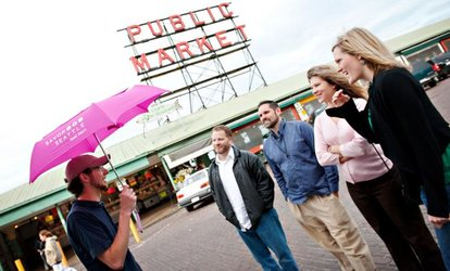 image for Food and Cultural <strong>Walking</strong> Tour of Pike Place Market