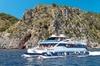Excursión por la costa norte de Mallorca en catamarán