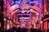 London Christmas Lights and Shopping Tour