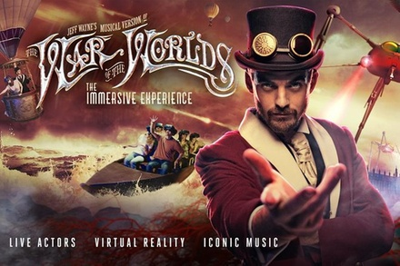 Skip the Line:Jeff Wayne's The War of the Worlds:The Immersive Experience Ticket