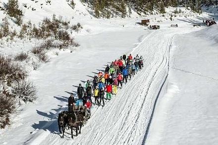 Coupon Tour & Giri Turistici Groupon.it Tour della Valle Nascosta con gli sci