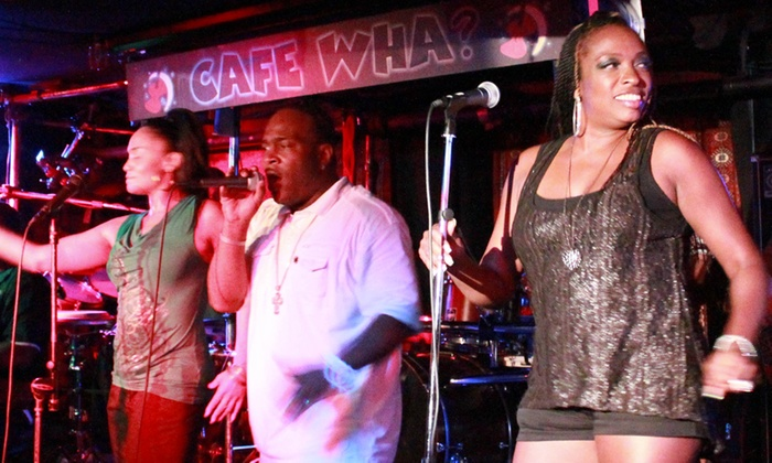 Cafe Wha? - Downtown Manhattan: Tuesday Funk Night at Cafe Wha?