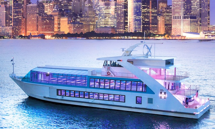 Hornblower Yachts - New York Pier 40 - Financial District: Festive Holiday Lunch Cruise at Hornblower Yachts - New York Pier 40