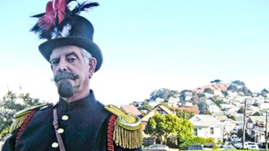 Ferry Building: Emperor Norton's Fantastic San Francisco Waterfront Tour at Ferry Building