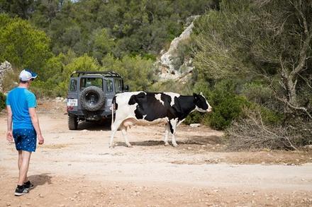 Safari en jeep en Menorca
