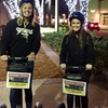 Our Famous Ghost and Bat Segway Tour
