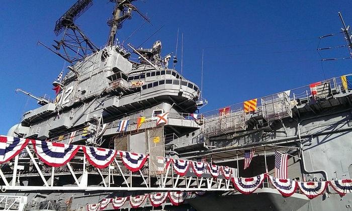 UC Berkeley, Aircraft Carrier, Sausalito - 1 Day Tour