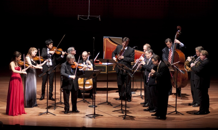Harris Theater for Music and Dance in Millennium Park - Downtown: CMS: Brandenburg Concertos at Harris Theater for Music and Dance in Millennium Park