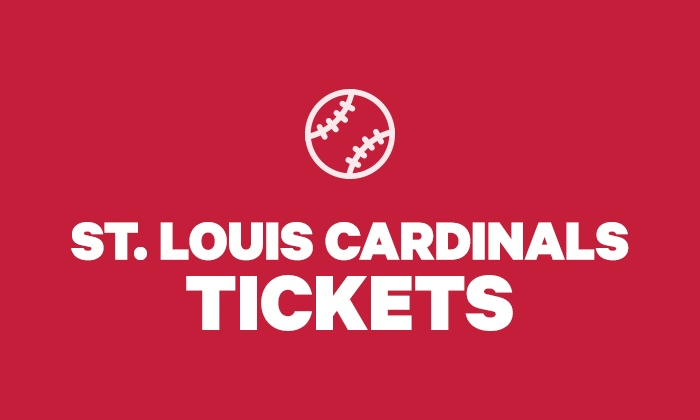 c65ffaff St. Louis Cardinals Tickets