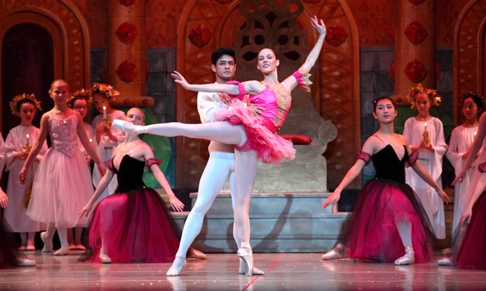 McAninch Arts Center - McAninch Arts Center at the College of DuPage: The Nutcracker at McAninch Arts Center