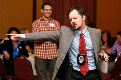 The Dinner Detective Murder Mystery Dinner Show - Fort Collins
