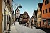 Romantische Straße: Rothenburg ob der Tauber und mehr, private Tour