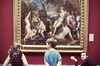 National Gallery of London Guided Tour for children and families wi...