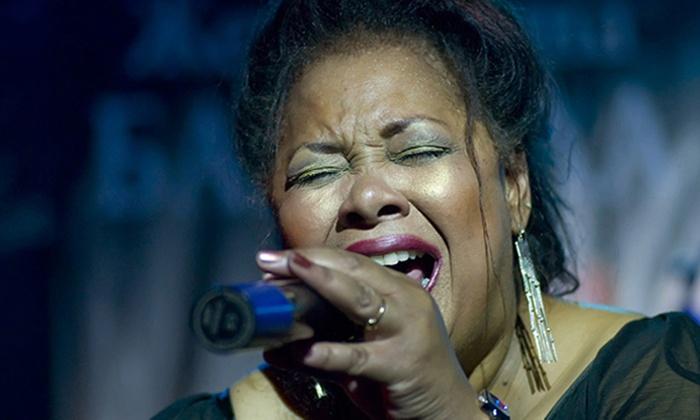 "B.B. King Blues Club - B.B. Kings Club and Grill: Ada Dyer & The ""A"" Band at B.B. King Blues Club"