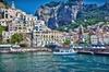 Tour condiviso di Amalfi con prelievo