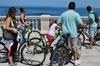 Recorrido en bicicleta por Cádiz