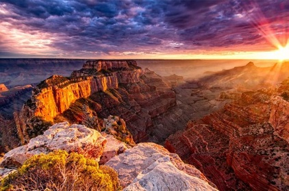 Grand Canyon South Rim Sunset Tour from Las Vegas 7eb54ecb-effc-4b45-b420-659c0b014401