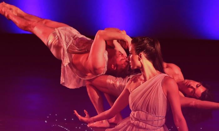 Lauderhill Performing Arts Center  - Central Broward Regional Park: The Acrobats of Cirque-tacular at Lauderhill Performing Arts Center
