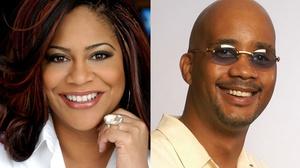 Baltimore Comedy Factory: Comedians John Henton & Kim Coles