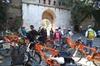 Tour di 3 ore della Via Appia antica di Roma in bicicletta